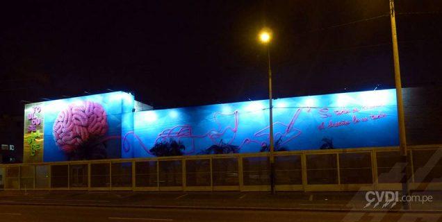 Recubrimiento de fachada para Toulose Lautrec