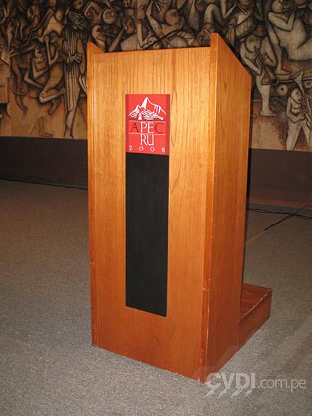 Totem - APEC Perú 2008