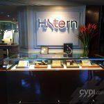 Letrero/logotipo retroiluminado para interior - H. Stern