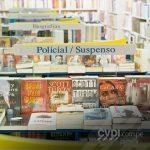 Separadores (señalética informativa) - Librerías Crisol