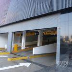 Señalización de estacionamientos - Edificio Alto Caral