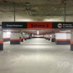 Señalización de estacionamientos - Lima Centro de Convenciones