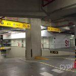 Señalización de estacionamientos - Torre Begonias